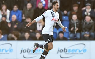 Colchester United 1 Tottenham 4: Chadli double sends Spurs to fifth round