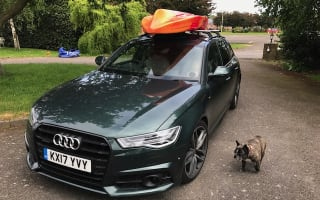 Whistling woe in our Audi A6 Avant
