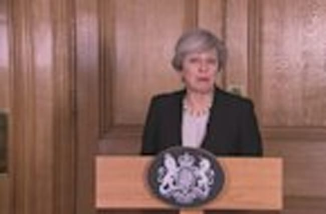 May raises UK threat level to critical