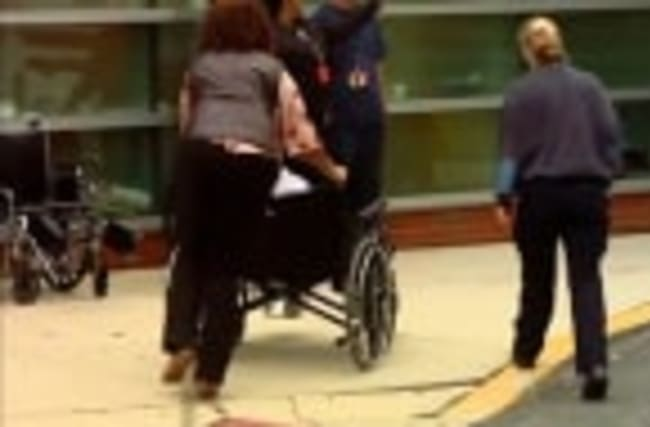 Over 50 injured taken to Jersey City Medical Center