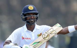 Tharanga scores first home Test century as Sri Lanka dominance continues