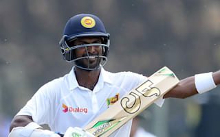 Tharanga scores first home Test century as Sri Lanka dominance continues
