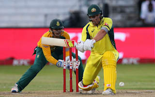 Finch not fearing for opening spot