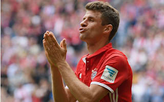 Thomas Muller could play in goal! - Ex-Bayern striker Makaay