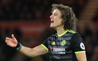 Luiz calls for cool heads at Chelsea