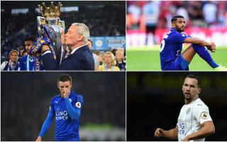 Vardy's goal decline and Mahrez's assist struggles: The Opta stats behind Ranieri's Leicester demise