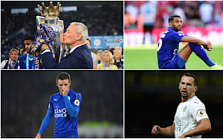 Vardy's goal decline and Mahrez's assist struggles: The Opta stats behind Ranieri's Leicester demise
