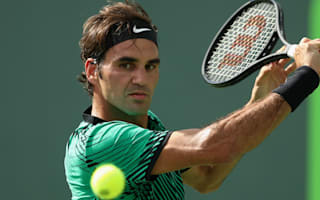 Federer edges out Berdych in Miami Open epic