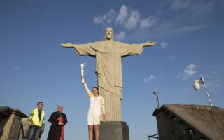Rio 2016: People paying thousands for Olympic torches