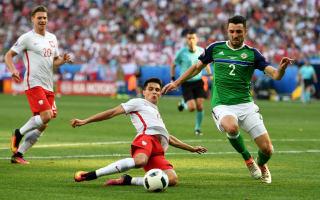Nawalka hails Poland youngster Kapustka after Northern Ireland win