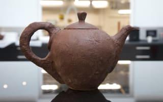Experts create chocolate teapot
