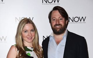 Love almost at first sight for Victoria Coren Mitchell when she met David
