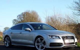 Audi A7 long term report: You raise me up, so I can...look like an idiot