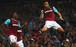West Ham 3 Manchester United 2: Reid settles thrilling Upton Park finale