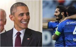 Ich bin ein Darmstadter? - Bundesliga strugglers extend Obama invite