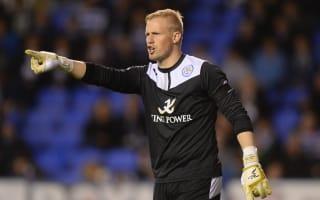 Schmeichel: Leicester haven't won anything yet