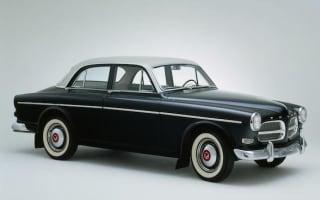 Volvo celebrates 60th anniversary of its Amazon car