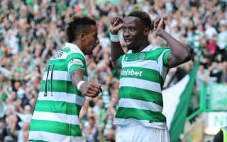 Celtic 5 Rangers 1: Hat-trick hero Dembele secures Old Firm bragging rights
