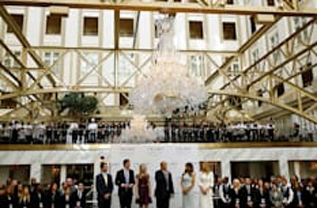 Trump's hotel could be forced out of building over 'breach of lease'