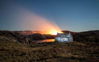 John Maher's photos help save abandoned Scottish island cottages