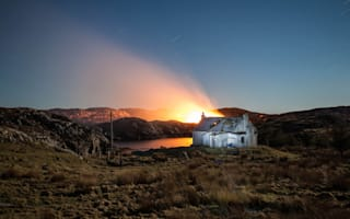 John Maher's photos help save abandoned Scottish island cottages
