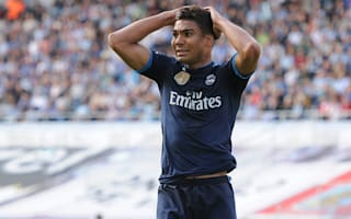 Zidane concern over Casemiro and Marcelo absences