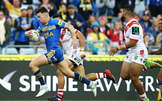 Gutherson inspires Eels to comfortable win