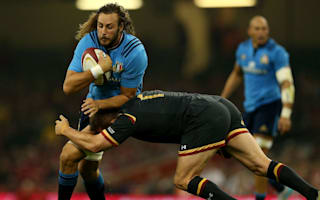 Italy bring in Furno to replace Biagi
