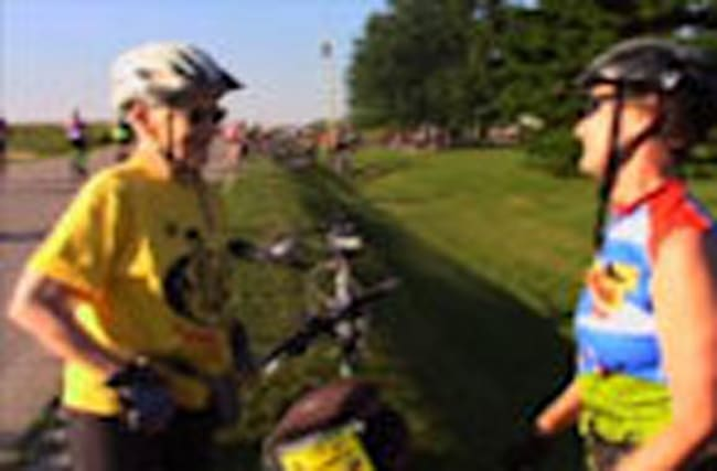 Cyclist, 89, to Complete Second Ride Across Iowa