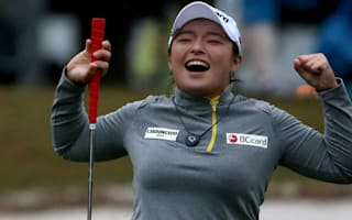 Jang claims maiden LPGA Tour title