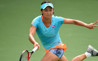 Injured Peng withdraws in Kuala Lumpur, Chinese trio advance
