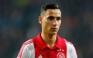 Ajax confirm imminent El Ghazi exit amid Lille links