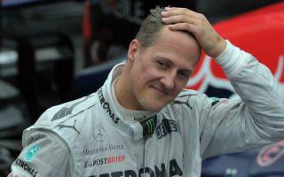 Schumacher walking claims denied