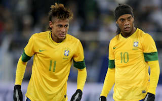Neymar will not join Real Madrid - Ronaldinho