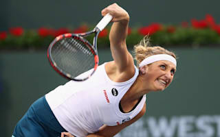 Bacsinszky sets up Erakovic final in Rabat