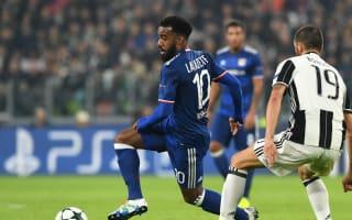 Champions League, no kick and rush - Lyon's Lacazette outlines terms of exit