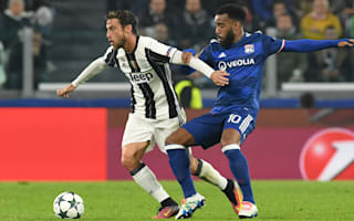 Lacazette opens up on Atletico Madrid links
