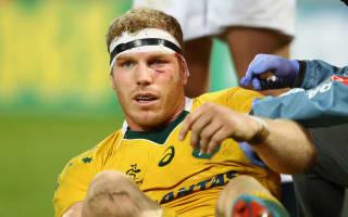 Jones preparing England to face injured Pocock