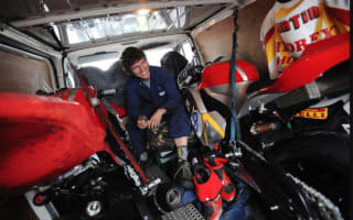 Guy Martin to compete in British Rallycross Championship