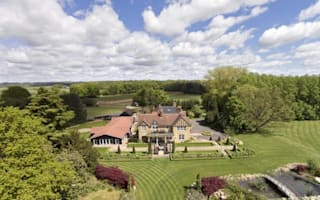 House that Cheryl Fernandez-Versini lived in with Ashley Cole up for sale