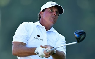 Mickelson setting Open disappointment aside before US PGA