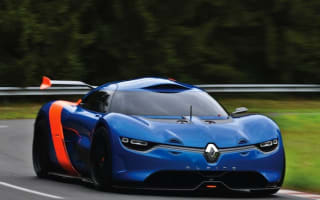 Renault Alpine sports car could spawn new model line