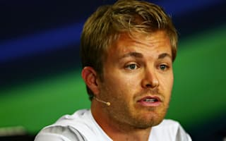 Rosberg moves on from Silverstone radio drama