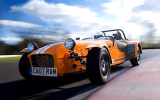 First drive: Caterham Seven Supersport