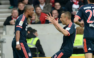 Bundesliga Review: Bayern win to stretch lead at top