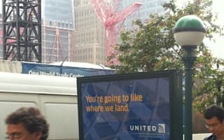 'You're going to like where we land': Airline's 'insensitive' Ground Zero ad