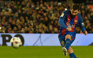 Suarez: Messi shows he is the best every game
