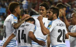 Uruguay 3 Jamaica 0: Hernandez, Corujo seal win