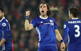 'Warrior' Luiz playing through the pain for Conte and Chelsea