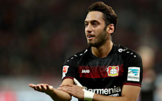 Calhanoglu banned for rest of the season